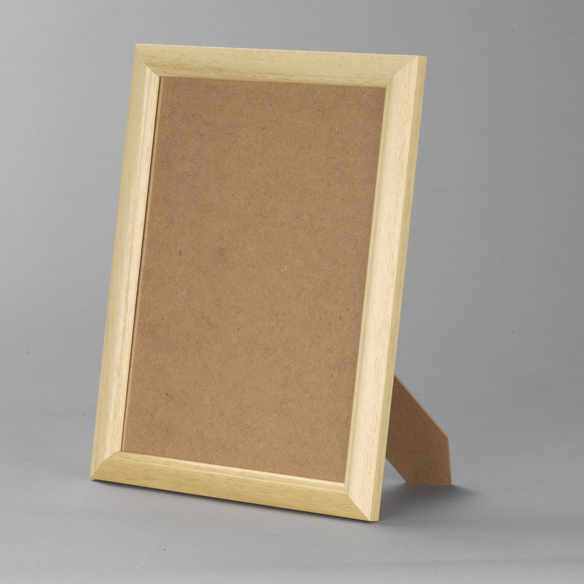cadre bois naturel 21x29 7 pas cher cadre photo bois naturel 21x29 7 destock cadre. Black Bedroom Furniture Sets. Home Design Ideas