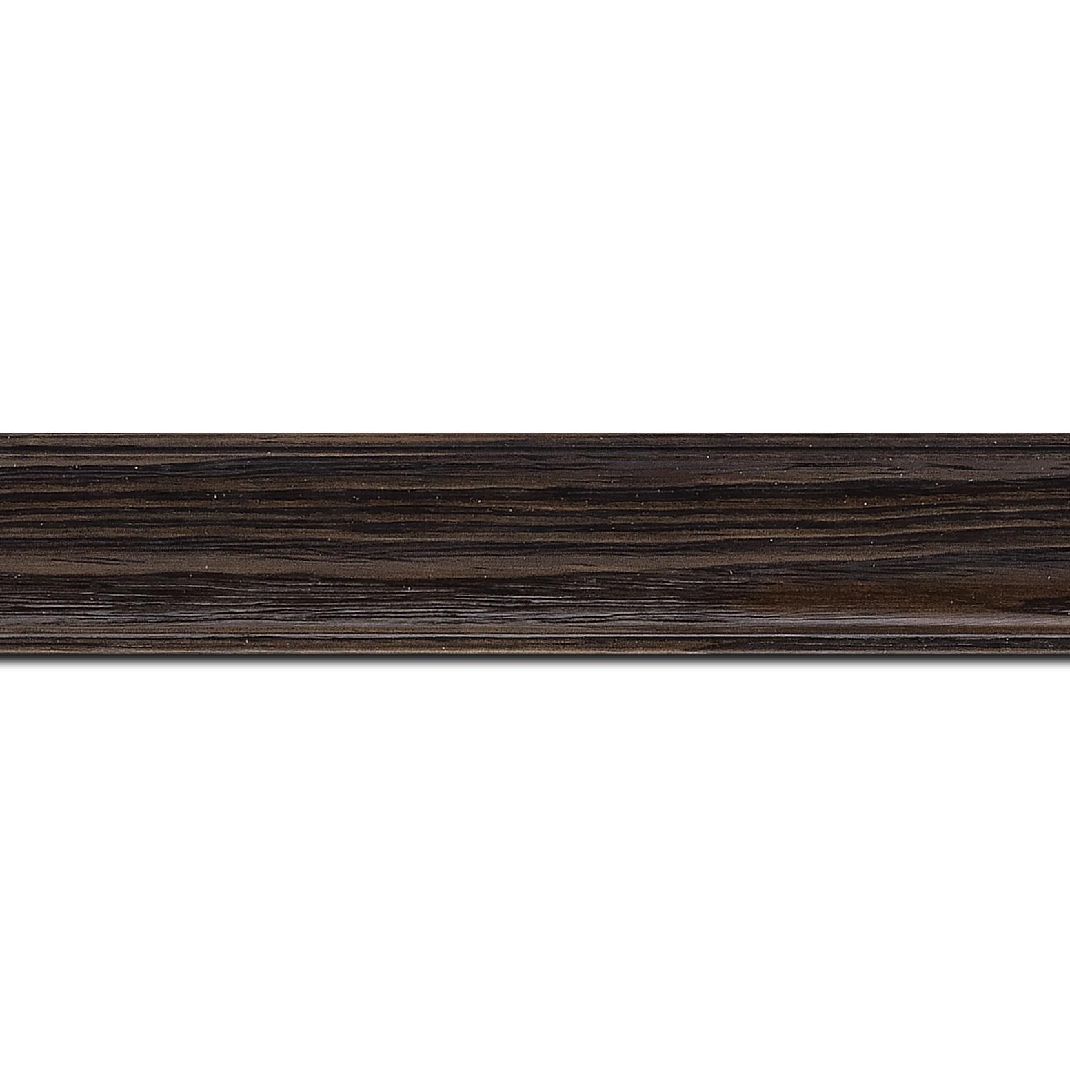 cadre bois marron tons bois 20x30 pas cher cadre photo bois marron tons bois 20x30 destock cadre. Black Bedroom Furniture Sets. Home Design Ideas