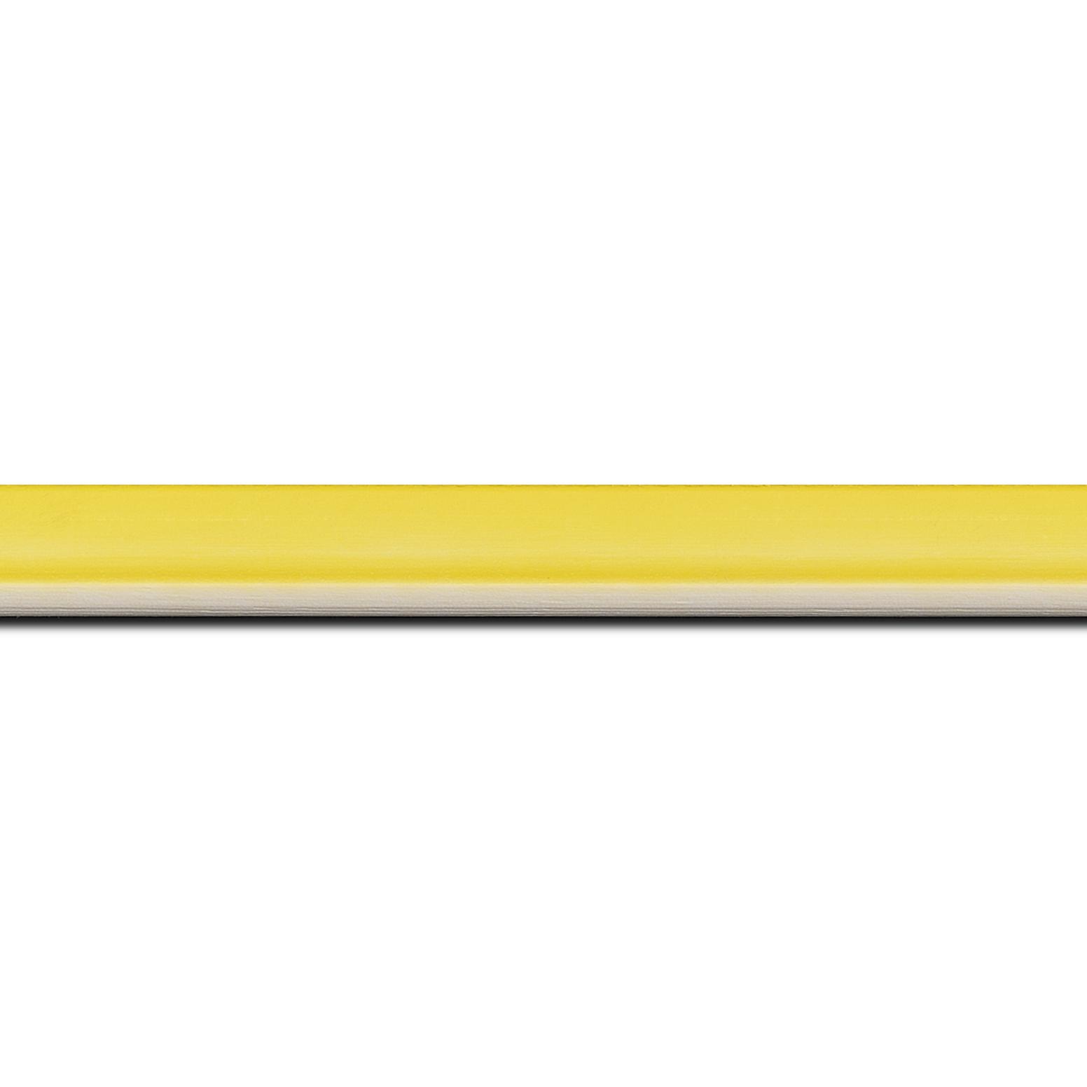 cadre bois jaune 60x60 pas cher cadre photo bois jaune 60x60 destock cadre. Black Bedroom Furniture Sets. Home Design Ideas