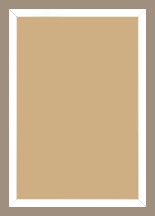 cadre bois blanc 40x60 pas cher cadre photo bois blanc 40x60 destock cadre. Black Bedroom Furniture Sets. Home Design Ideas