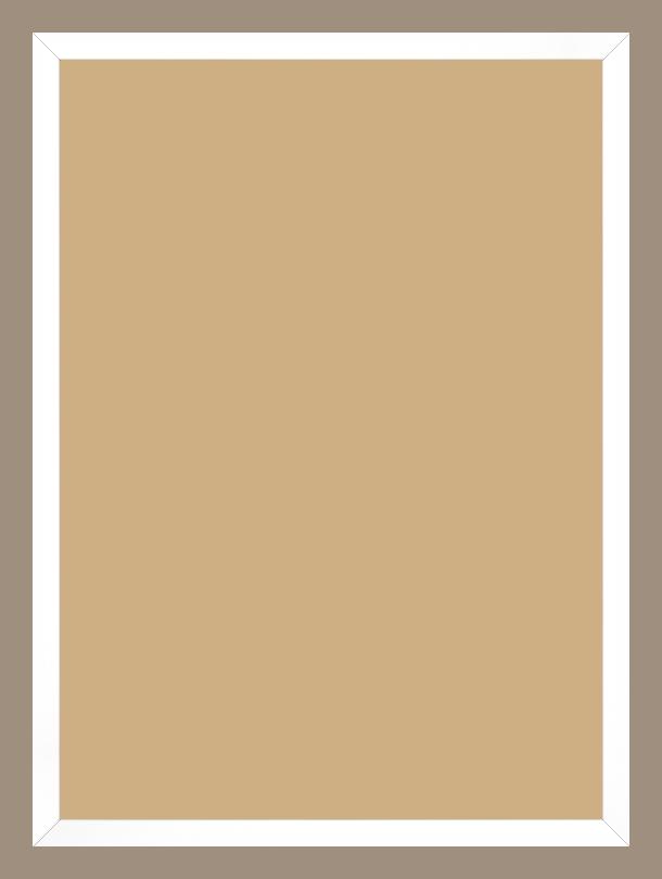 cadre bois blanc 50x70 pas cher cadre photo bois blanc 50x70 destock cadre. Black Bedroom Furniture Sets. Home Design Ideas