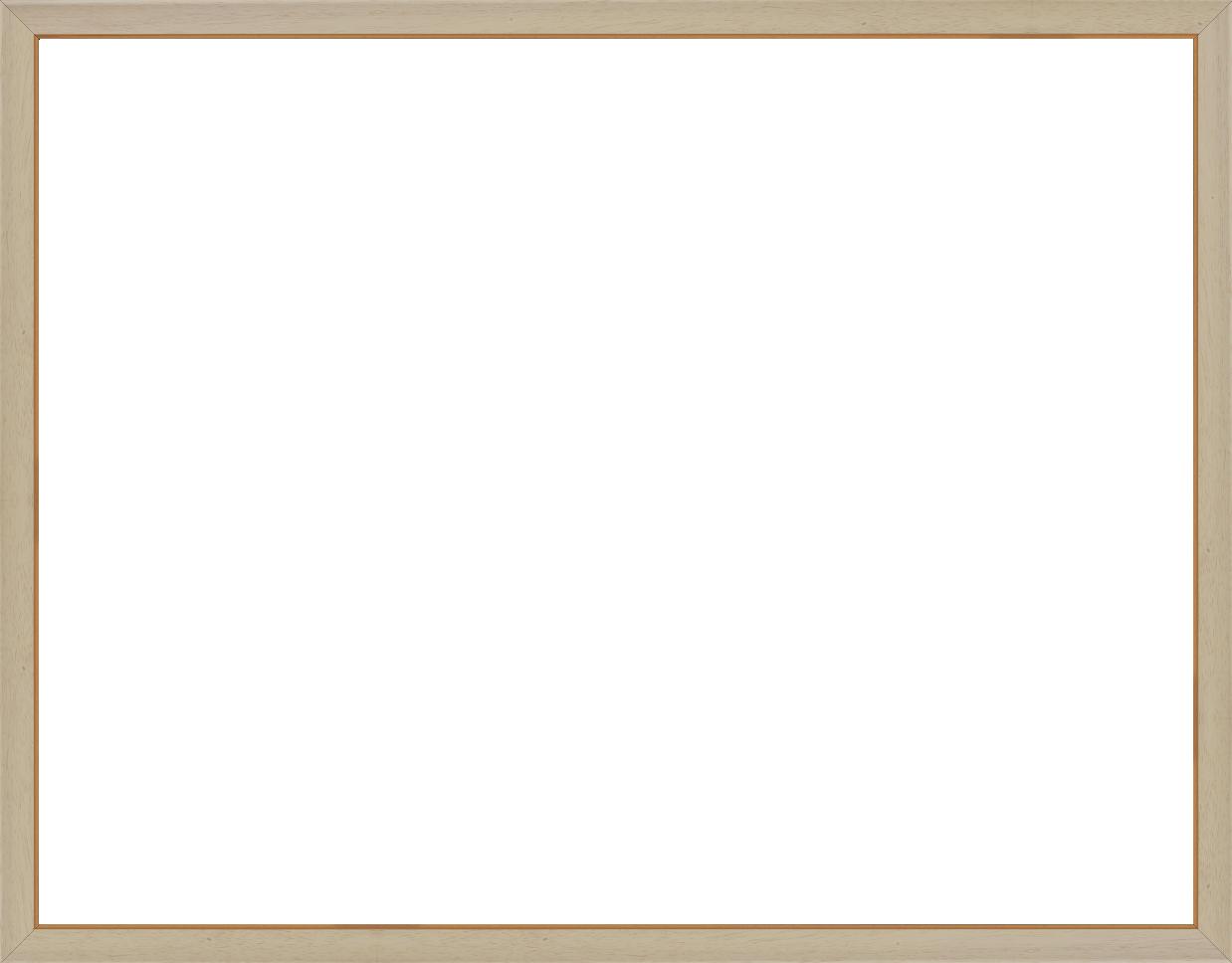Cadre Pour Peinture Pour Peinture Bois Creme 116x89 Pas Cher Cadre
