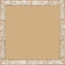 Cadre bois profil plat effet cube largeur 2cm couleur champagne - 15x20
