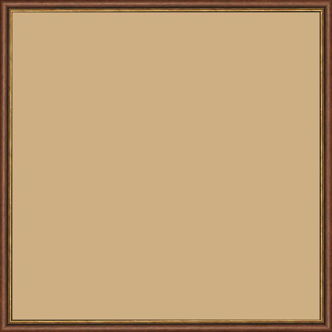 cadre bois marron rustique 60x60 pas cher cadre photo bois marron rustique 60x60 destock cadre. Black Bedroom Furniture Sets. Home Design Ideas
