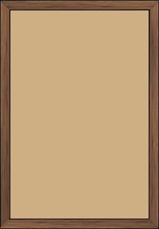 Cadre  bois cuivre — 20 x 30