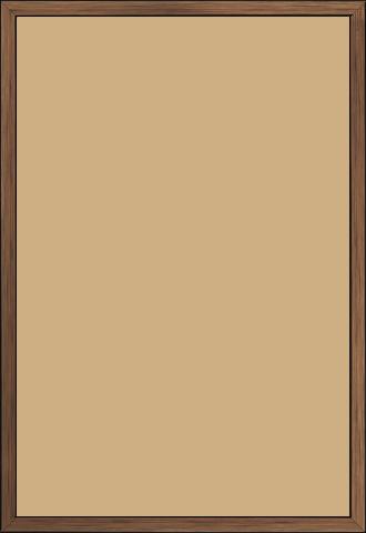 Cadre  bois cuivre — 30 x 45
