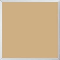 Cadre aluminium profil plat largeur 7mm, couleur argent poli ,(le sujet qui sera glissé dans le cadre sera en retrait de 9mm de la face du cadre assurant un effet très contemporain) mise en place du sujet rapide et simple: il faut enlever les ressorts qui permet de pousser le sujet vers l'avant du cadre et ensuite à l'aide d'un tournevis plat dévisser un coté du cadre tenu par une équerre à vis à chaque angle afin de pouvoir glisser le sujet dans celui-ci et ensuite revisser le coté  (encadrement livré monté prêt à l'emploi ) - 18x24