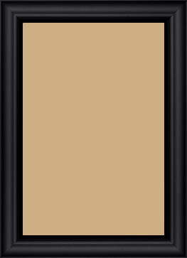 Cadre  bois noir — 20 x 30