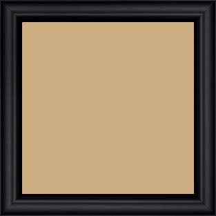 Cadre  bois noir — 25 x 25