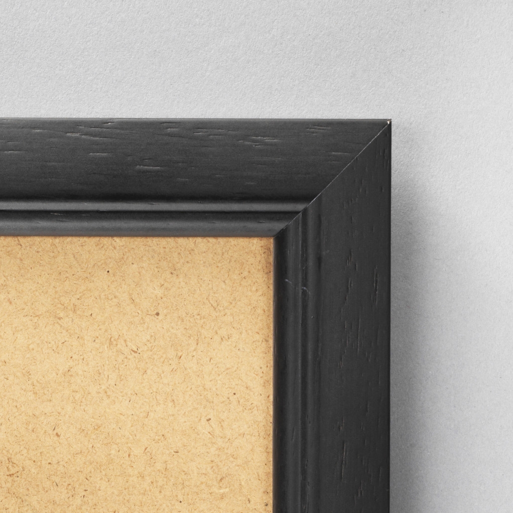 cadre bois 50x50 noir pas cher cadre photo bois 50x50 noir destock cadre. Black Bedroom Furniture Sets. Home Design Ideas