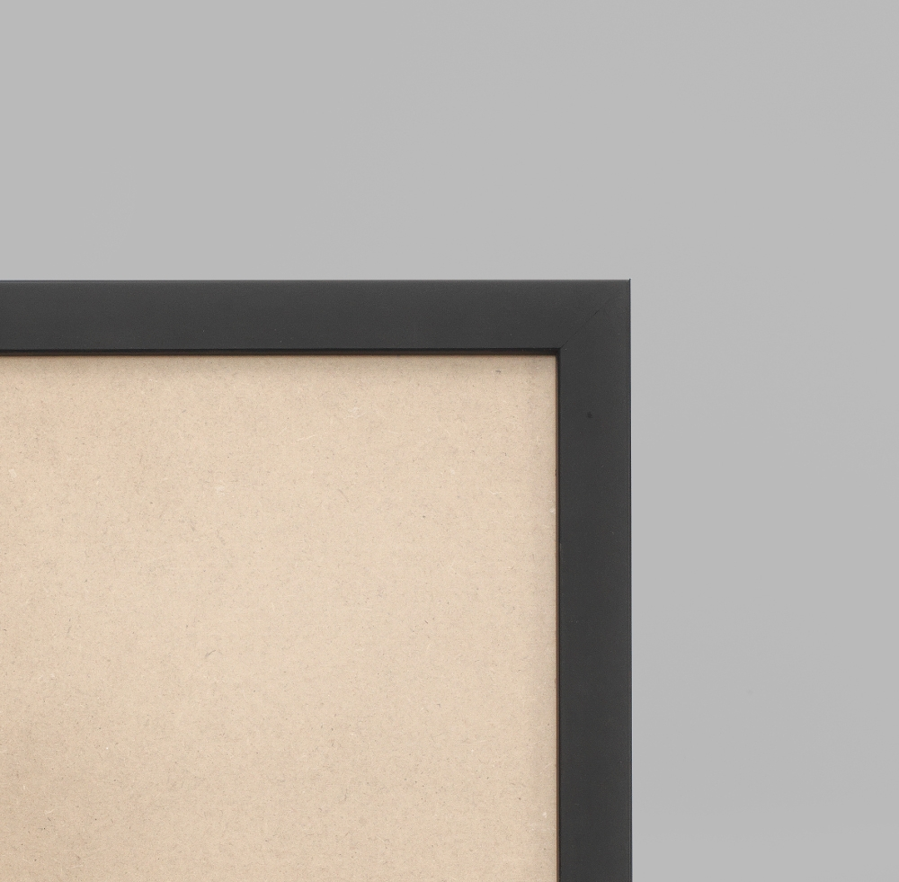 cadre bois noir 70x70 pas cher cadre photo bois noir 70x70 destock cadre. Black Bedroom Furniture Sets. Home Design Ideas